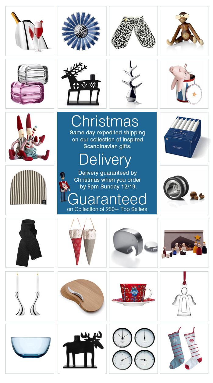 Scandinavian Christmas gifts